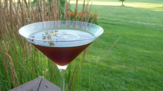 Baklava Martini 1