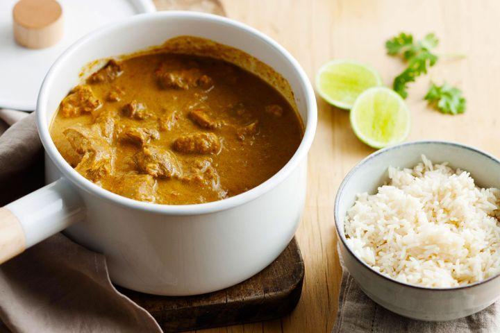 Balinese chicken curry 1