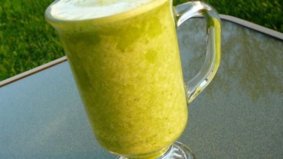 Banana Pineapple Green Blend 1