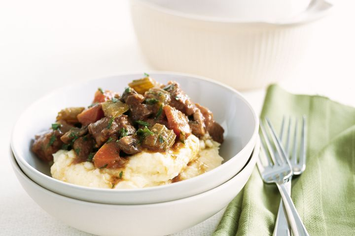 Beef and Guinness stew 1