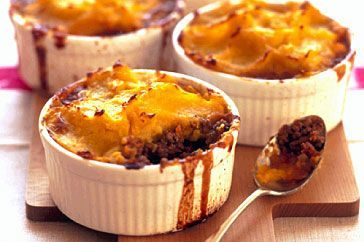 Beef, potato and pumpkin bake 1