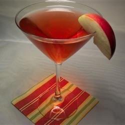 Big Apple Martini