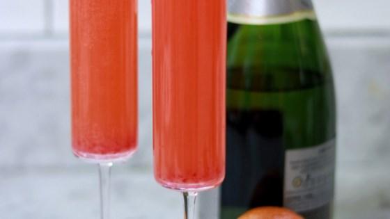 Blood Orange Mimosa 1