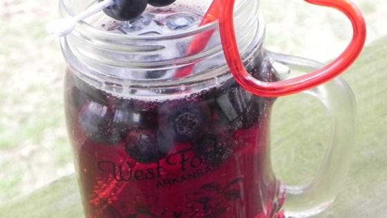 Blueberry Sangria 1