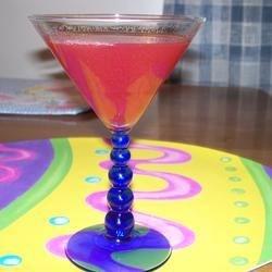 Cherry Breeze Martini