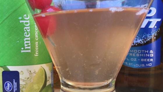 Cherry Lime Beergarita