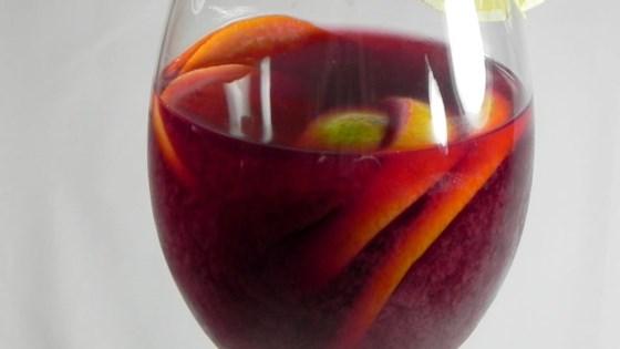 Classic Spanish Sangria 1