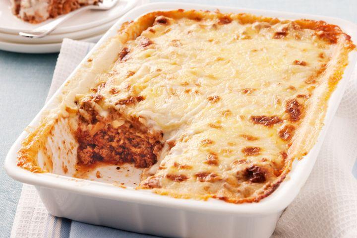 Classic lasagne 1