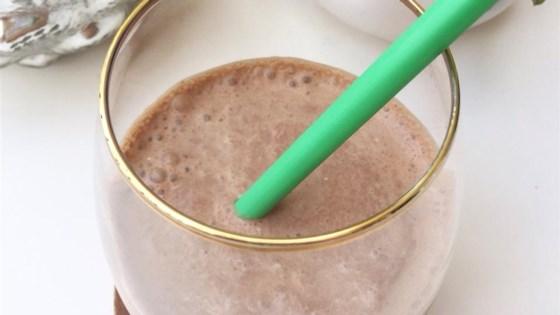 Coffee Brownie Milkshake 1