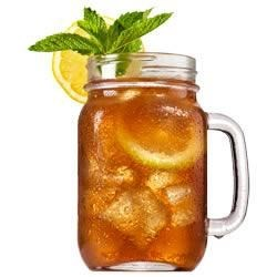 Cranberry Orange Iced Tea 1