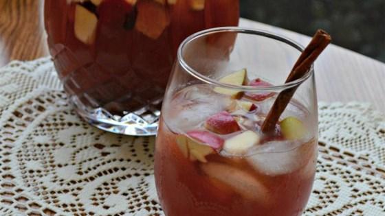 Cranberry Sangria 1