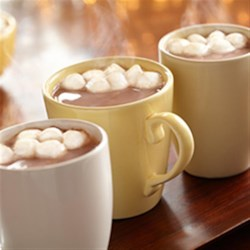 Creamy Hot Chocolate 1