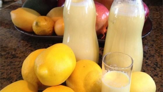 Creamy Limoncello 1