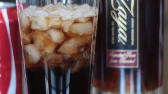 Cuba Libre Cocktail 1