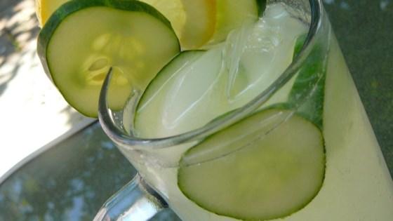 Cucumber Lemonade 1