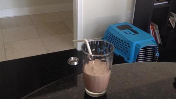 Delicious Chocolate Shake 1