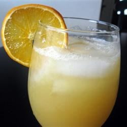 Delicious O.J. Punch 1