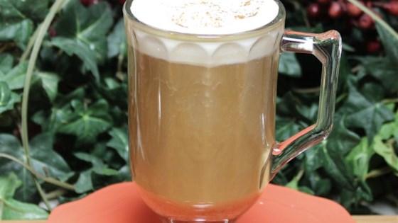 Easy Pumpkin Spice Latte 1