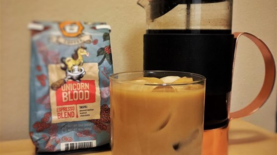 Easy Starbucks® Replicated Cold Brew Coffee 1