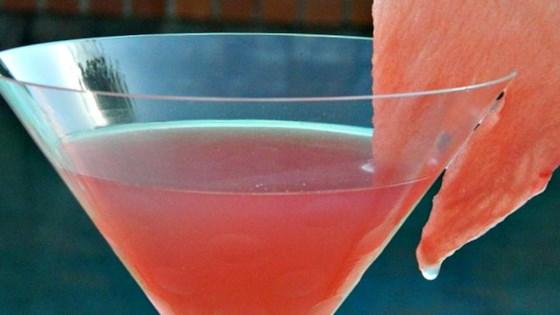 Easy Watermelon Martini 1