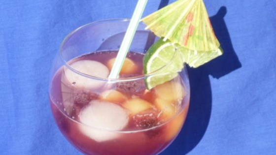 Exotic Fruit Drink 1