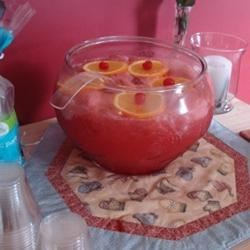 Floating Island Punch 1