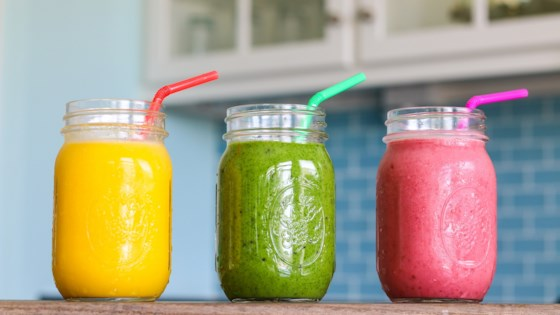 Fruit Smoothies from Aunt Sue's Honey 1