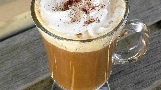 Gingerbread Coffee 1