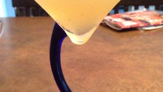 Gingered Pear Martini