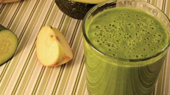 Good Morning Green Smoothie 1