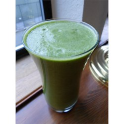 Green Monster Smoothie 1