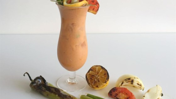 Grilled Gazpacho Bloody Mary 1