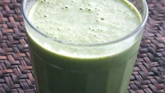Groovy Green Smoothie 1