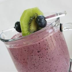 Hailey's Smoothie 1