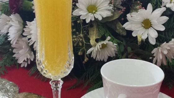 Holiday Mimosa 1