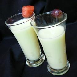 Honeydew Juice 1