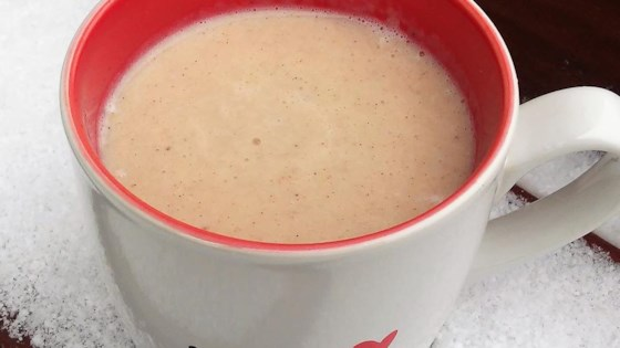 Hot Banana Milkshake 1