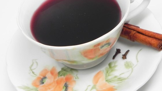 Hot Mulled Wine 1