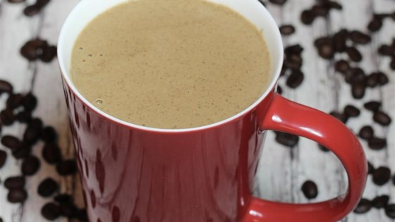Hot Protein-Packed Mocha Smoothie 1
