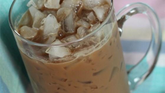 Iced Mocha Cola 1