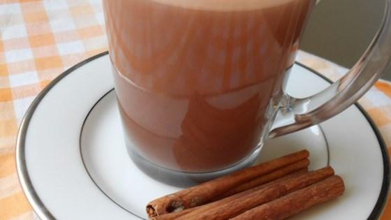 Indian Chai Hot Chocolate 1