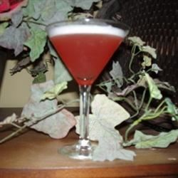 Italian Wedding Cake Martini 1