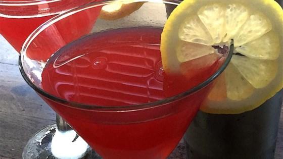Jelly Bean Martini 1