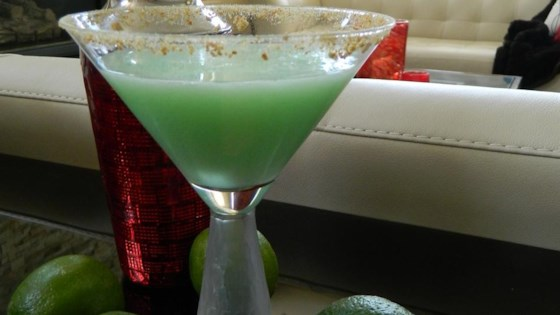 Key Lime Pie Martini 1