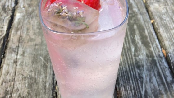 Lavender Tom Collins 1