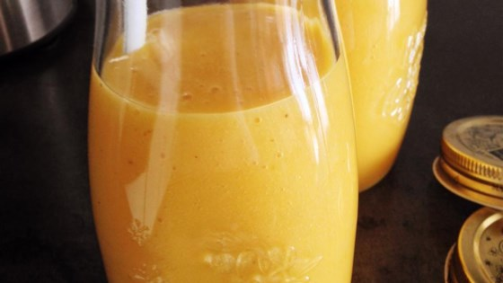 Lela's Protein Mango Smoothie 1