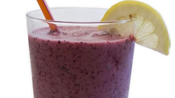 Lemon Berry Smoothie 1