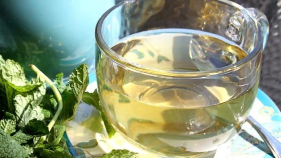 Lemon Verbena Mint Detox Tea 1