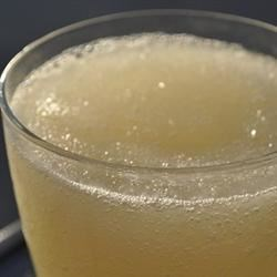 Lemon Whiskey Slush 1
