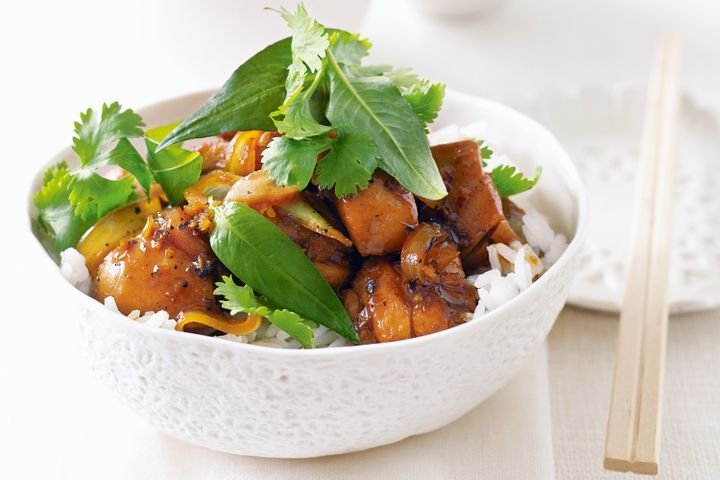 Lemongrass chicken 1